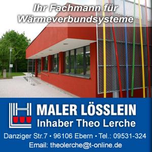 Maler Lösslein aus Ebern